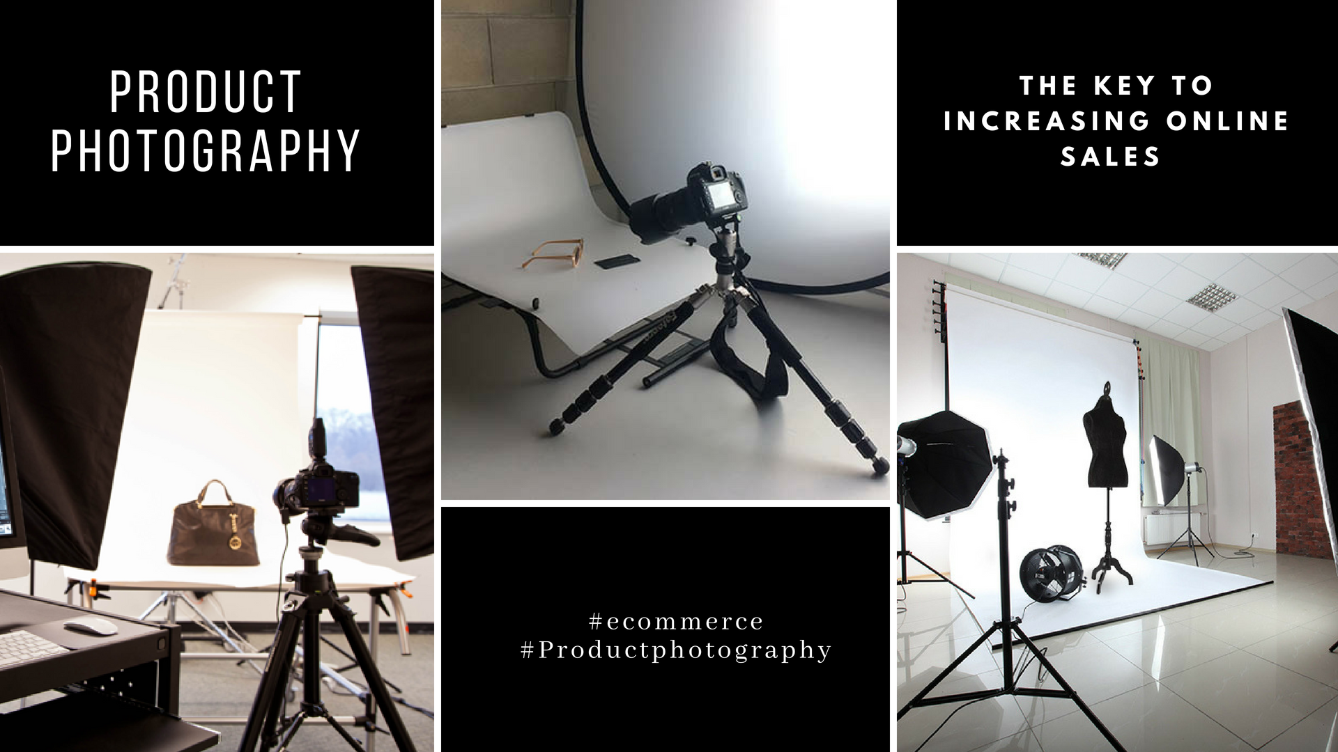 Product Photography - The key to Increasing online sales