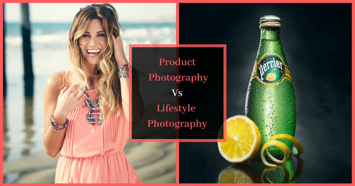 Product Vs Lifestyle Photography