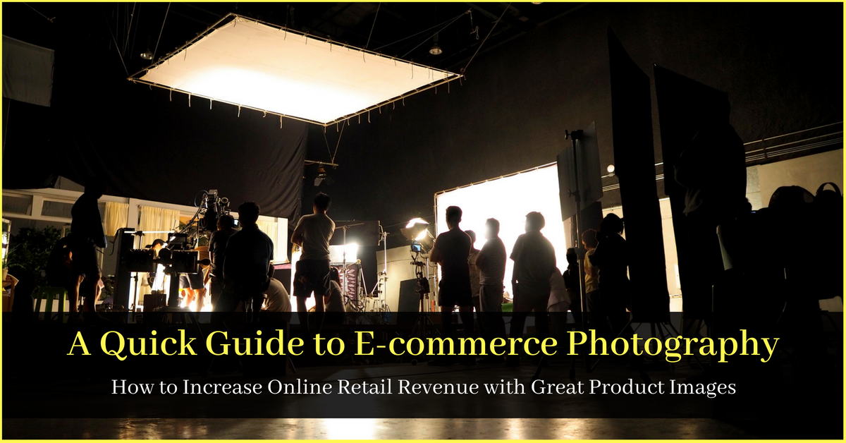 A Quick Guide to eCommerce Photography